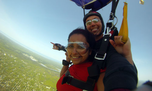Is Skydiving Risky?