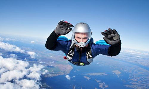 Tips for Skydiving in Cold Weather