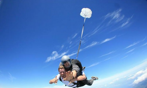 5 Cool Pieces of Skydiving Gear You Didn't Know About
