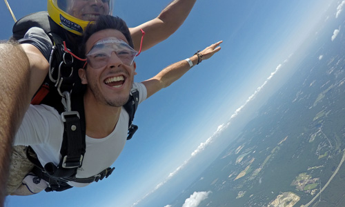 Can I Get Altitude Sickness From Skydiving?