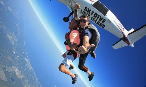 Best Shoes For Skydiving
