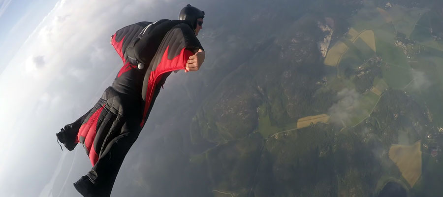 The Best Skydiving Videos of 2014