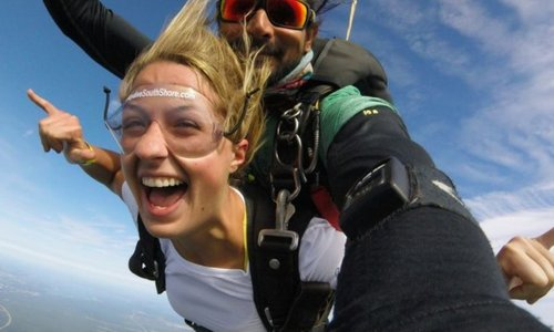 Do You Have To Be Physically Fit To Skydive