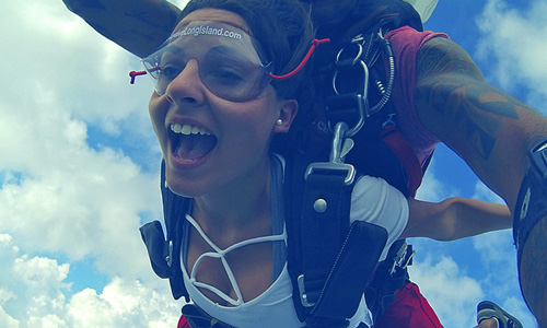 Foolproof Tips to Look Good In a Skydiving Video