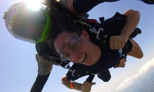 Is It Hard To Breathe While Skydiving?