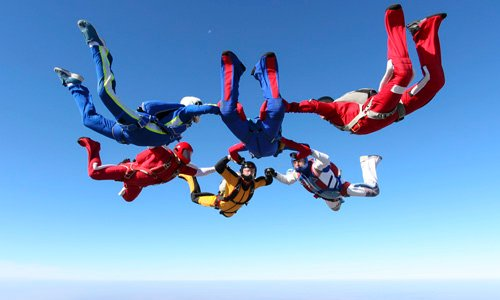 Is Skydiving a Sport?