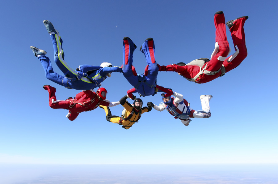 Is Skydiving A Sport Skydive Long Island