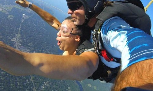 Is Skydiving Bad For Your Back?