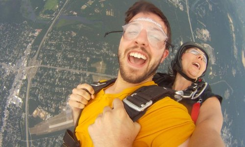 Is Skydiving For Everyone?
