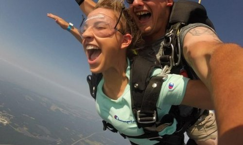 Is Skydiving Safer Than Driving?