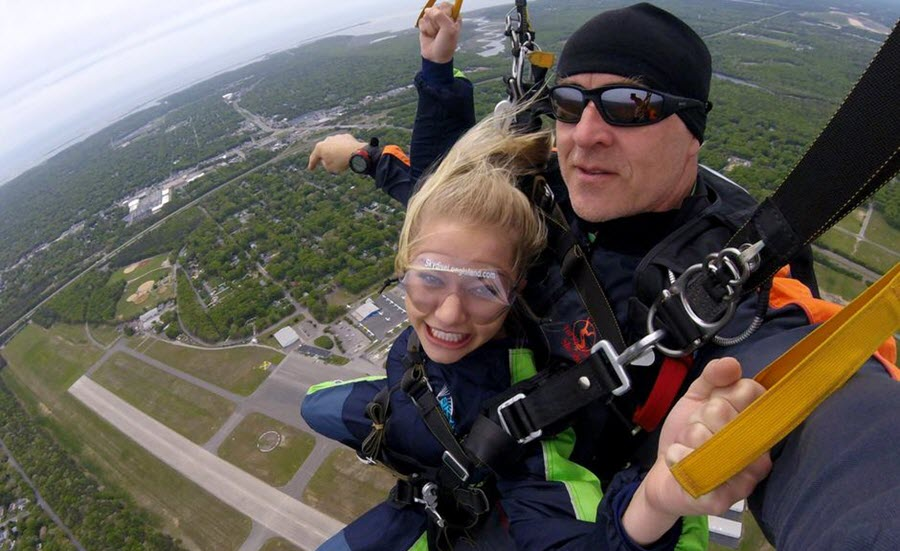 5 Reasons Why You Should Jump Out of Perfectly Good Airplanes
