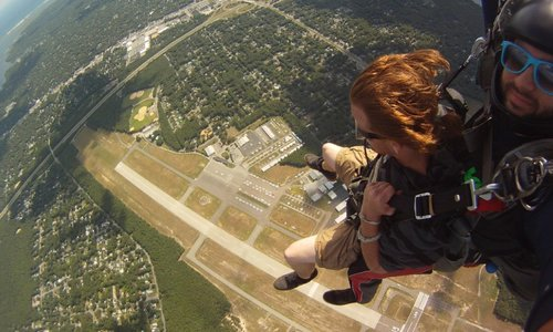 Top Tandem Skydive Landing Tips