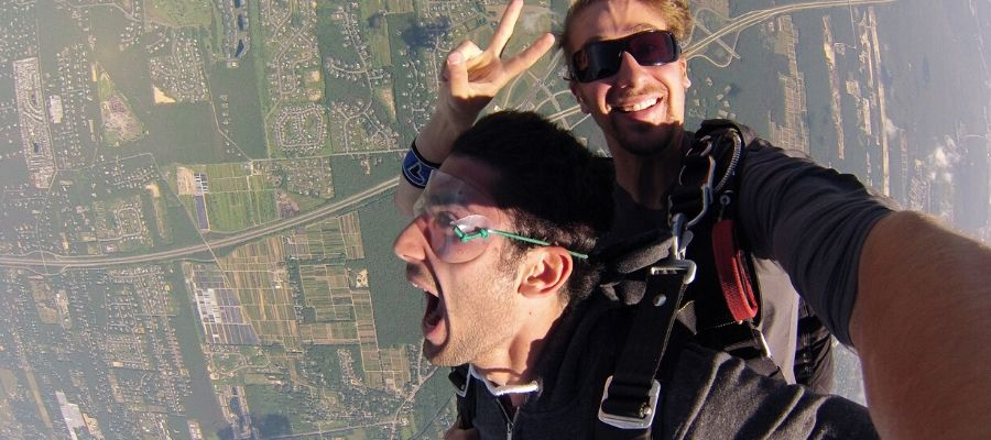 New Jersey Skydiving - Everything You Need To Know