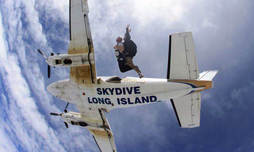 The Physics of Skydiving