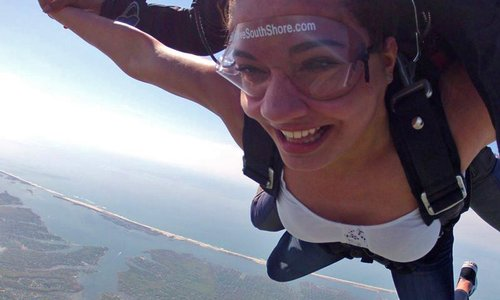 What is the Skydiving Experience Like?