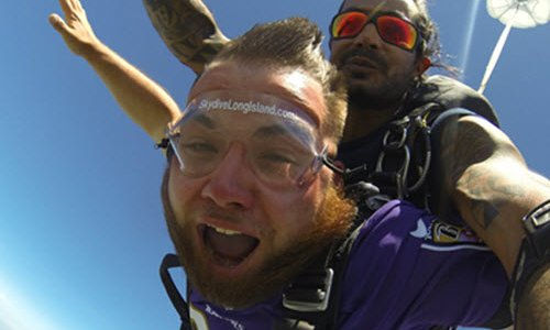 Skydiving Goggles: What You Should Know
