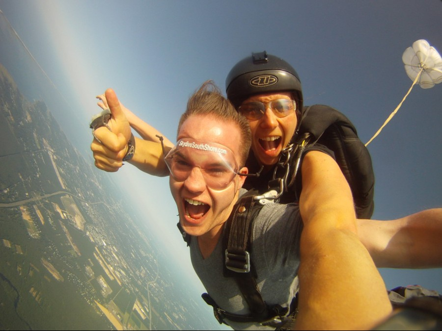 5 Things You Thought You Knew About Skydiving, But Are Wrong