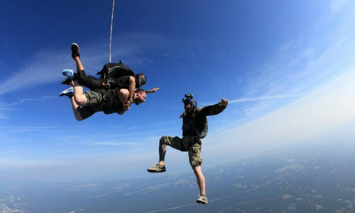 Skydiving Deals - Why You Shouldn't Just Book the Cheapest