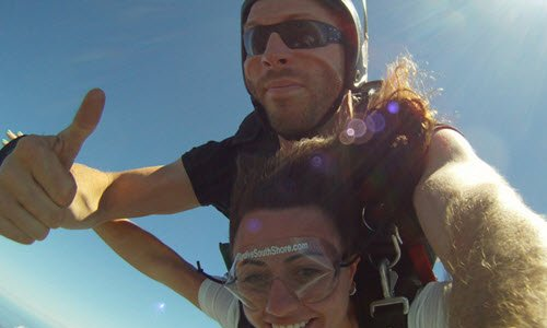 Tandem Skydiving: How to Mentally & Physically Prepare for Your First Jump