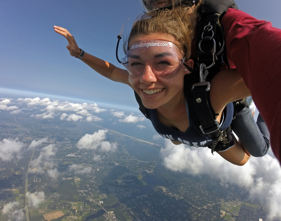 Terminal Velocity in Skydiving