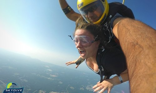 Tips to Overcome Skydiving for the First Time Anxiety