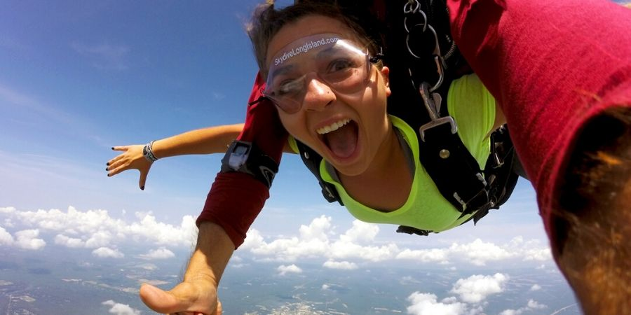 Skydiving Freefall: What To Expect