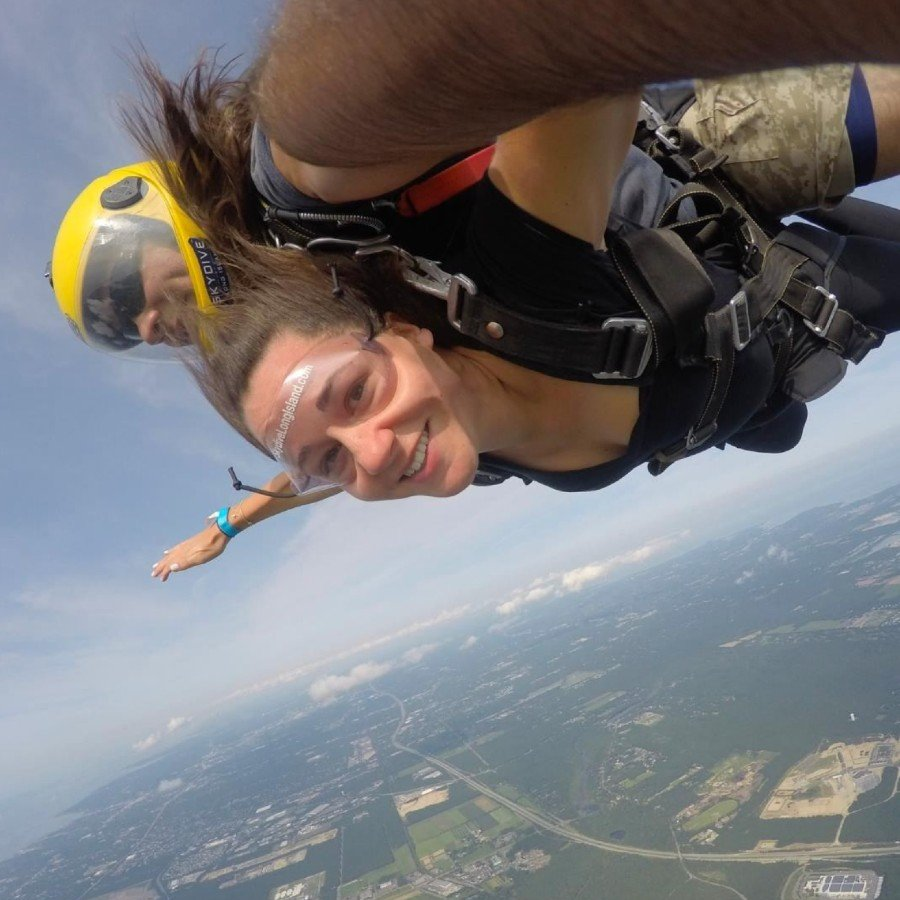 What is a Tandem Skydive & Why Should You Try It