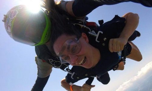 What to Eat Before Skydiving
