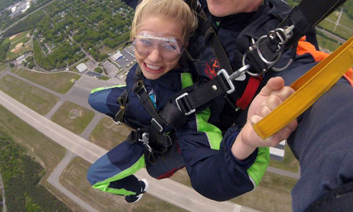 What To Wear for the First Time Skydiving