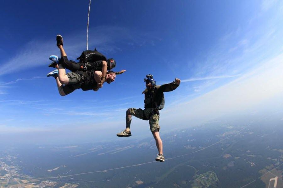 Skydiving Long Island Ny