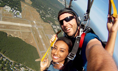 Why Do Skydivers Wear Helmets?