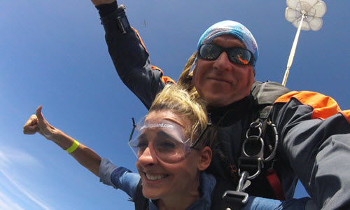 Why Skydiving Is Not a Crazy Thing To Do