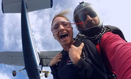Why Skydiving Videos Can Enhance First Skydiving Experience