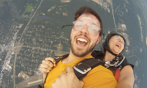 Why is There a Weight Limit in Tandem Skydiving?
