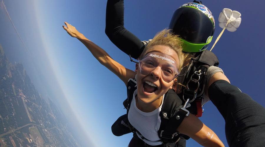 Skydiving Video Package
