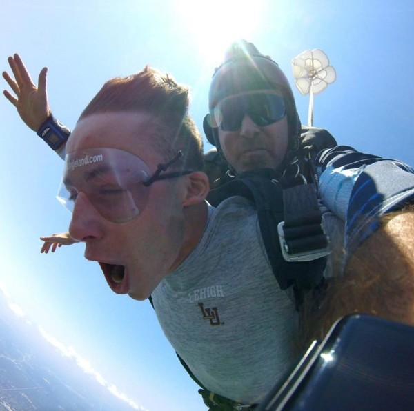 Benefits of skydiving videos